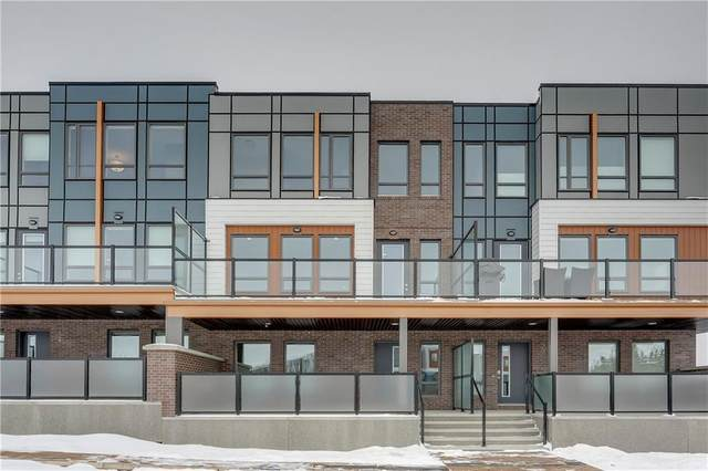 122 Norford Common NW, Calgary, AB T3B 6G6 (#C4289309) :: The Cliff Stevenson Group
