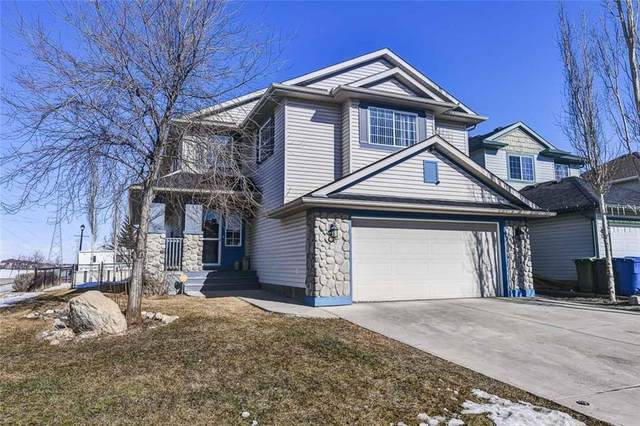 181 West Lakeview Place, Chestermere, AB T1X 1K3 (#C4289350) :: The Cliff Stevenson Group