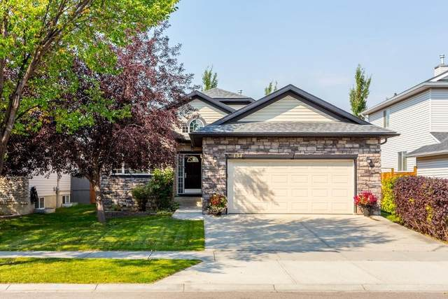 134 West Lakeview Passage, Chestermere, AB T1X 1G8 (#C4289438) :: The Cliff Stevenson Group