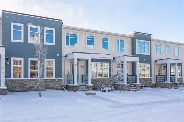 20 Cityscape Row NE, Calgary, AB T3N 0P1 (#C4289442) :: The Cliff Stevenson Group