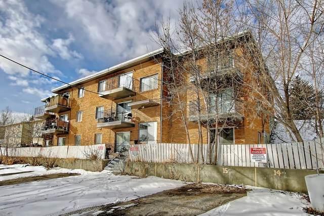 4328 4 Street NW #206, Calgary, AB T2K 1A2 (#C4289477) :: The Cliff Stevenson Group