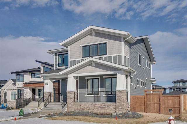 173 Brome Bend, Rural Rocky View County, AB T3Z 0C8 (#C4289500) :: The Cliff Stevenson Group