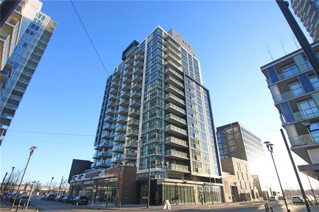 550 Riverfront Avenue SE #903, Calgary, AB T2G 1E5 (#C4289549) :: The Cliff Stevenson Group