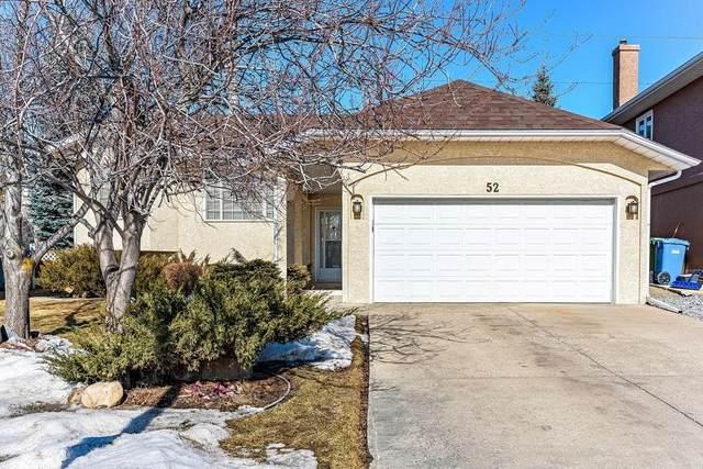 52 Scanlon Place NW, Calgary, AB T3L 1V8 (#C4289557) :: The Cliff Stevenson Group