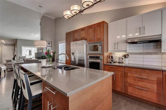 315 Prominence Heights SW, Calgary, AB T3H 2Z6 (#C4289582) :: The Cliff Stevenson Group
