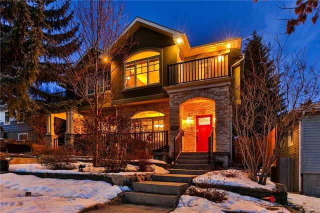 920 35A Street NW, Calgary, AB T2N 3A4 (#C4289597) :: The Cliff Stevenson Group