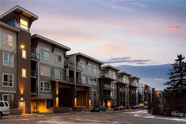 721 4 Street NE #239, Calgary, AB T2E 3S7 (#C4289604) :: Calgary Homefinders