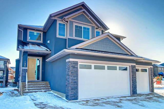 155 Kinniburgh Place, Chestermere, AB T1X 0P4 (#C4289633) :: The Cliff Stevenson Group