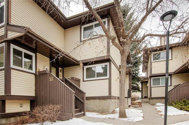 115 Bergen Road NW #54, Calgary, AB T3K 1P2 (#C4289641) :: The Cliff Stevenson Group