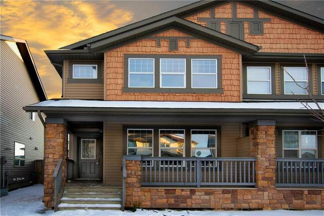 282 Luxstone Way SW, Airdrie, AB T4B 0H7 (#C4289663) :: The Cliff Stevenson Group