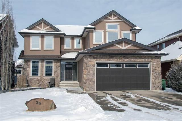 26 Ranchers Place, Okotoks, AB T1S 0G5 (#C4289668) :: The Cliff Stevenson Group