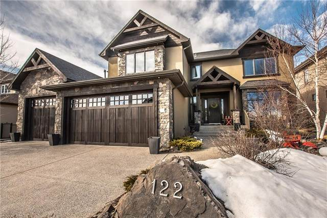 122 Ranch Road, Okotoks, AB T1S 0K5 (#C4289715) :: The Cliff Stevenson Group