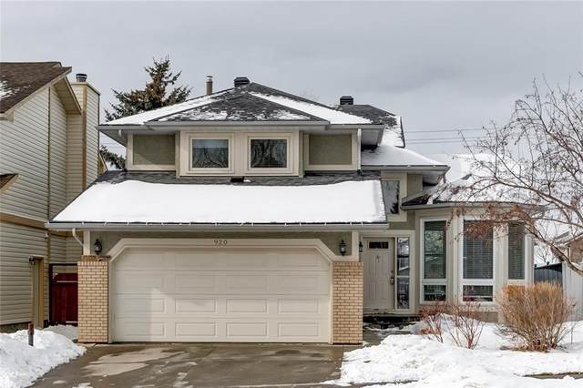 920 Woodbine Boulevard SW, Calgary, AB T2W 5Y7 (#C4289726) :: The Cliff Stevenson Group