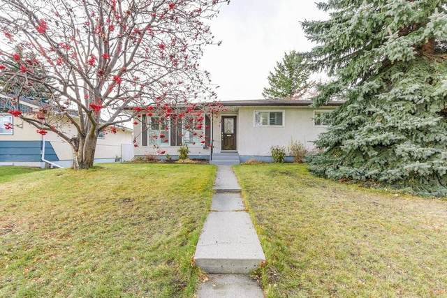 7 Culver Road NW, Calgary, AB T2L 0L6 (#C4289805) :: The Cliff Stevenson Group