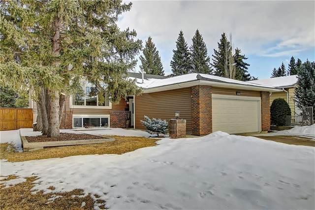 116 Oakchurch Place SW, Calgary, AB T2V 4B5 (#C4289807) :: The Cliff Stevenson Group