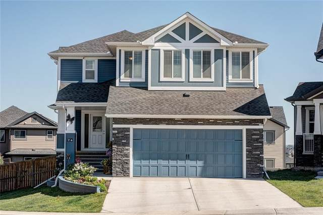 74 Hillcrest Terrace SW, Airdrie, AB T4B 2R9 (#C4289875) :: Calgary Homefinders