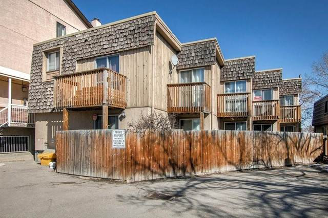 6819 Centre Street NW #7, Calgary, AB T2K 5C4 (#C4289893) :: The Cliff Stevenson Group