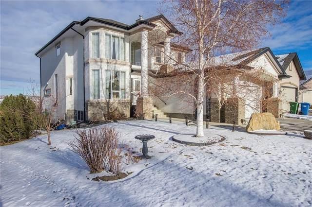 60 Valley Creek Crescent NW, Calgary, AB T3B 5V2 (#C4289928) :: The Cliff Stevenson Group