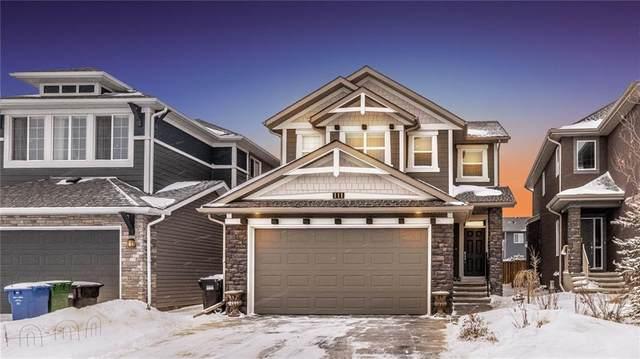 111 Legacy Circle SE, Calgary, AB T2X 0W9 (#C4289942) :: The Cliff Stevenson Group