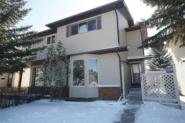 3742 Cedarille Drive SW, Calgary, AB T2W 3B2 (#C4289950) :: The Cliff Stevenson Group