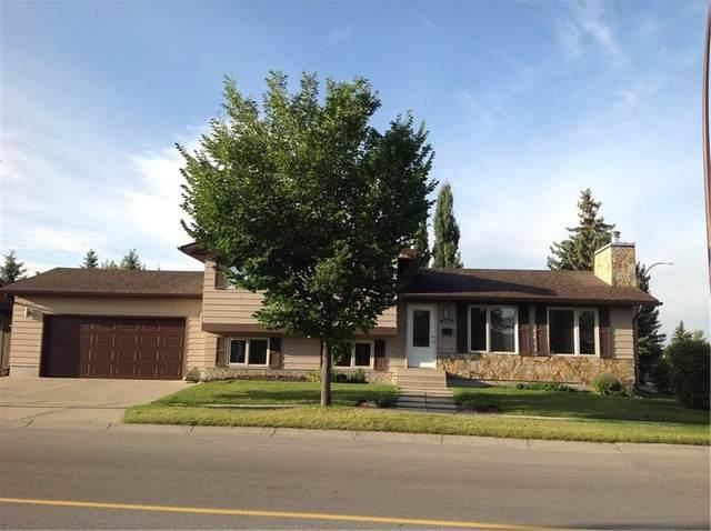 14735 Deer Run Drive SE, Calgary, AB T2J 5Z1 (#C4289971) :: The Cliff Stevenson Group
