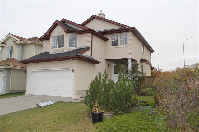 11 Citadel Grove NW, Calgary, AB T3G 4G7 (#C4289974) :: The Cliff Stevenson Group