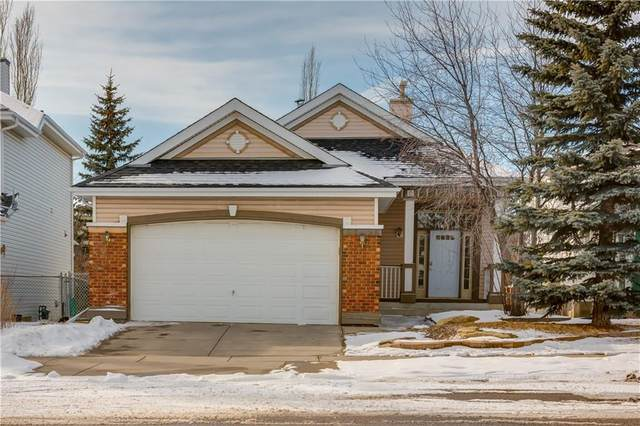9126 Scurfield Drive NW, Calgary, AB T3L 1Z5 (#C4289984) :: The Cliff Stevenson Group