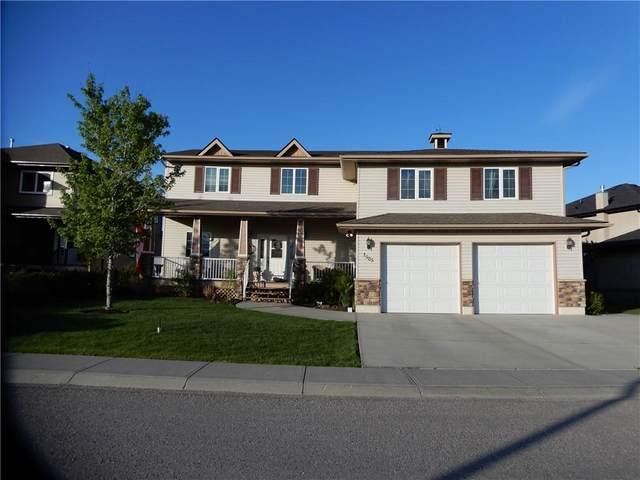 1505 Sunshine Place SE, High River, AB T1V 1W5 (#C4289996) :: Canmore & Banff
