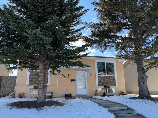 731 Malvern Drive NE, Calgary, AB T2A 5P9 (#C4290004) :: The Cliff Stevenson Group