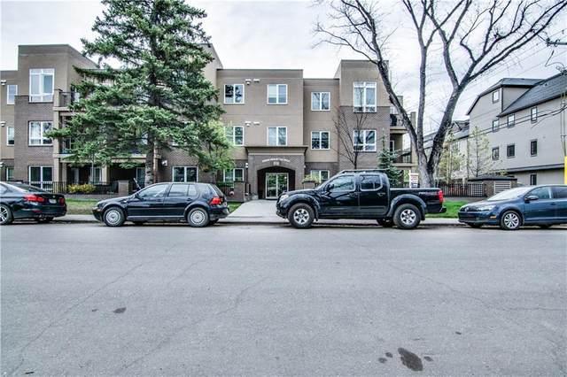 518 33 Street NW #102, Calgary, AB T2N 2W4 (#C4290026) :: The Cliff Stevenson Group