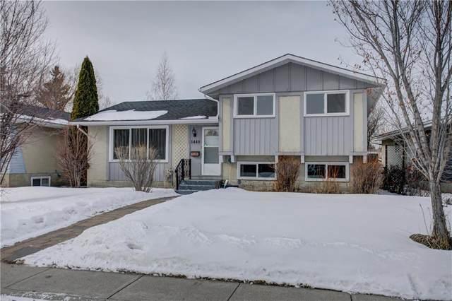 1448 Lake Michigan Crescent SE, Calgary, AB  (#C4290031) :: Calgary Homefinders
