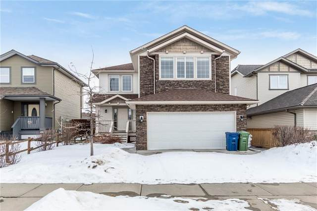 590 Tanner Drive SE, Airdrie, AB T4A 2K6 (#C4290050) :: The Cliff Stevenson Group