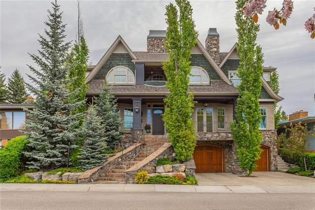 86 Clarendon Road NW, Calgary, AB T2L 0P3 (#C4290054) :: The Cliff Stevenson Group