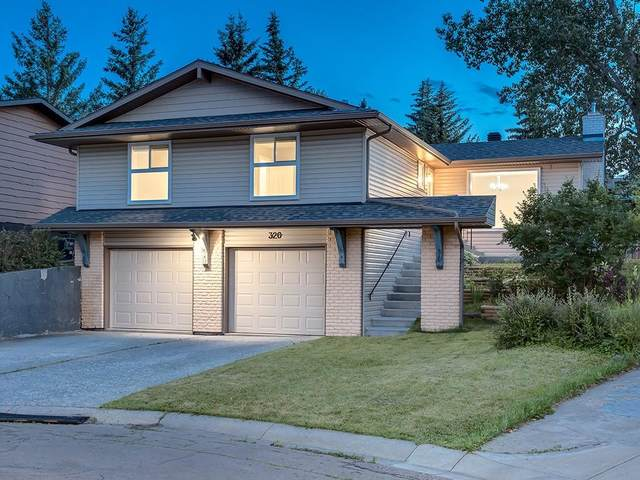 320 Canniff Place SW, Calgary, AB T2W 2L9 (#C4290055) :: The Cliff Stevenson Group