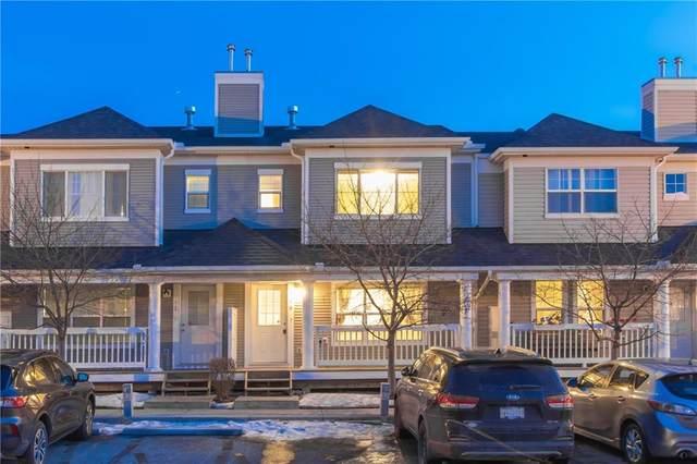 16 Country Village Lane NE, Calgary, AB T3K 0E8 (#C4290129) :: The Cliff Stevenson Group
