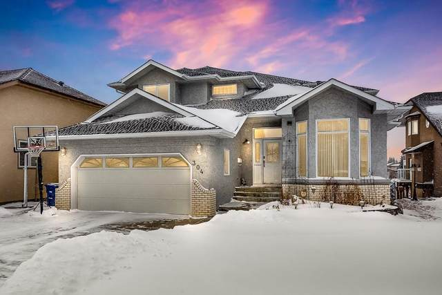 304 Waterstone Crescent SE, Airdrie, AB T4B 1V5 (#C4290141) :: The Cliff Stevenson Group