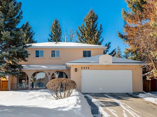 2424 Palisade Drive SW, Calgary, AB T2V 3V3 (#C4290152) :: The Cliff Stevenson Group