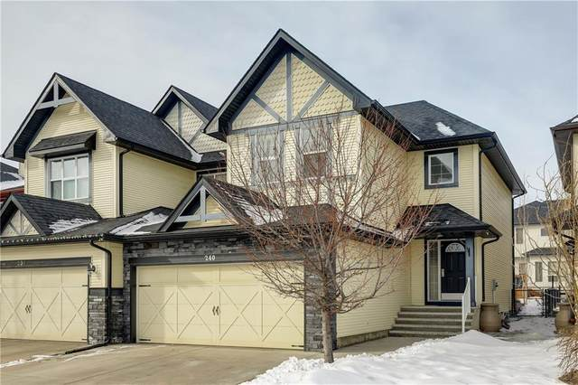 240 Silverado Range Heights SW, Calgary, AB T2X 0B8 (#C4290190) :: The Cliff Stevenson Group