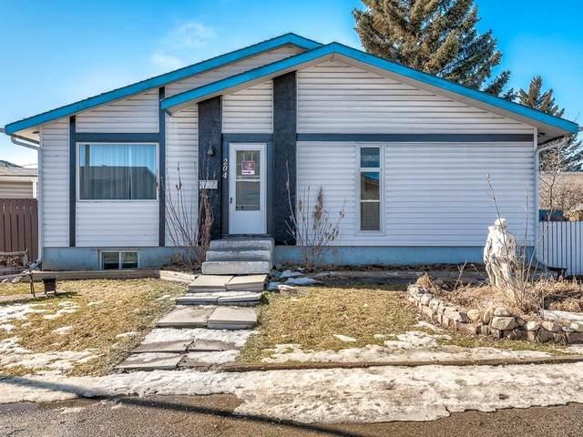 204 Olympia Drive SE, Calgary, AB T2C 1H5 (#C4290218) :: The Cliff Stevenson Group