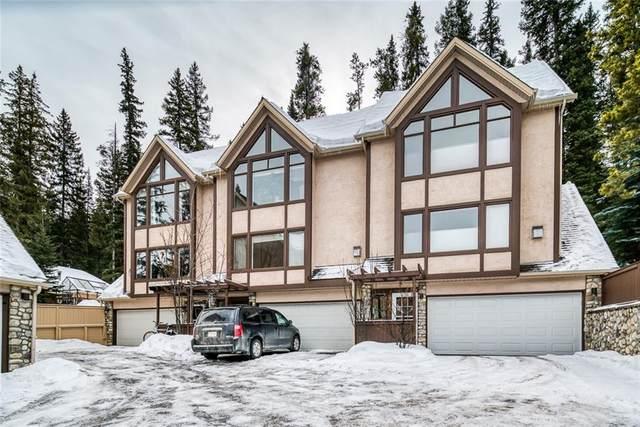 123 Cave Avenue #3, Banff, AB T0L 0C0 (#C4290231) :: Canmore & Banff