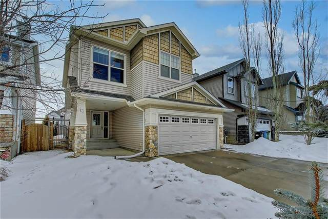 13 Bridleridge Heights SW, Calgary, AB T2Y 4K8 (#C4290266) :: The Cliff Stevenson Group