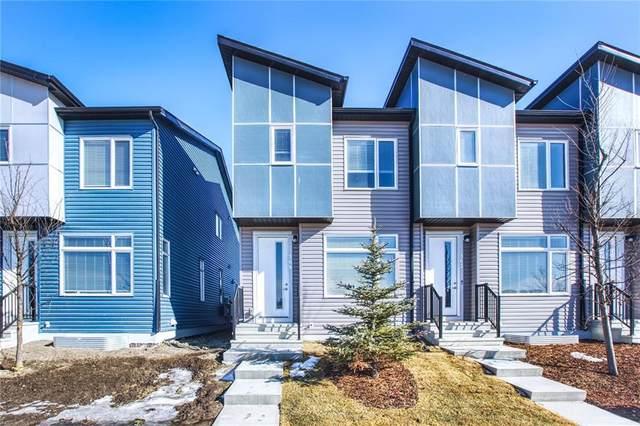 366 Redstone Boulevard NE, Calgary, AB T3N 1K3 (#C4290269) :: The Cliff Stevenson Group