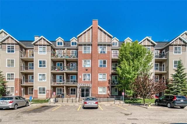 73 Erin Woods Court SE #3303, Calgary, AB T2B 3V2 (#C4290295) :: Redline Real Estate Group Inc