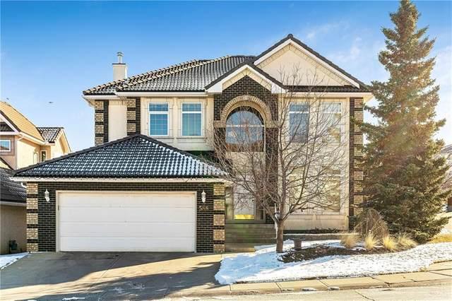 588 Patterson Grove SW, Calgary, AB T3H 3N6 (#C4290315) :: The Cliff Stevenson Group
