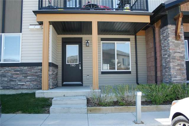 2781 Chinook Winds Drive SW #7103, Airdrie, AB T4B 3S5 (#C4290320) :: The Cliff Stevenson Group