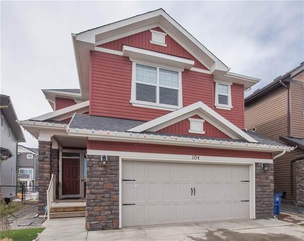 104 Cougar Ridge Green SW, Calgary, AB T3H 0V3 (#C4290411) :: The Cliff Stevenson Group