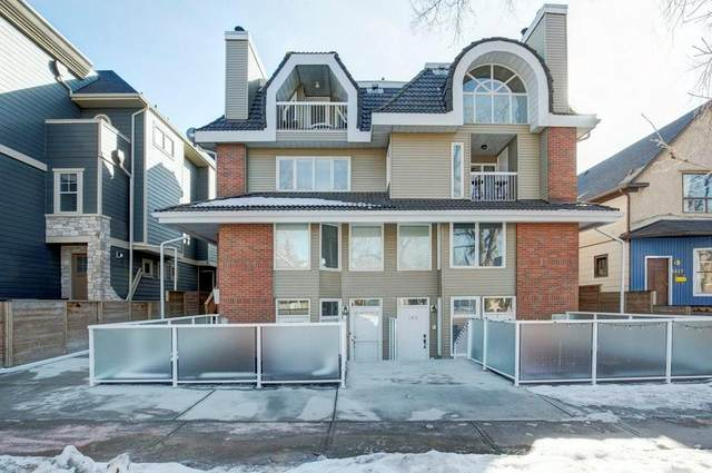 1615 13 Avenue SW #102, Calgary, AB T3C 0T8 (#C4290419) :: The Cliff Stevenson Group