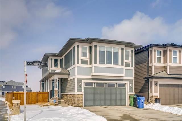 6 Cranbrook Hill(S) SE, Calgary, AB T3M 2K8 (#C4290456) :: The Cliff Stevenson Group