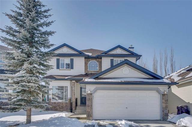 193 Chapala Drive SE, Calgary, AB T2X 3S8 (#C4290457) :: The Cliff Stevenson Group
