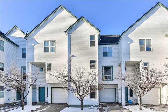200 Hidden Hills Terrace NW #19, Calgary, AB T3A 6E8 (#C4290471) :: The Cliff Stevenson Group